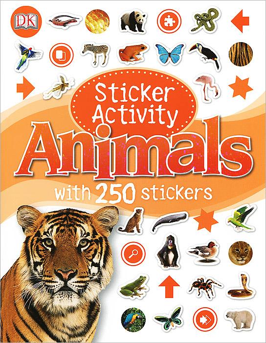 Animals: Sticker Activity
