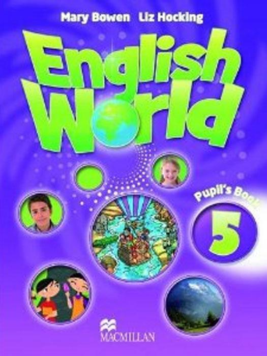 English World 5: Pupil's Book