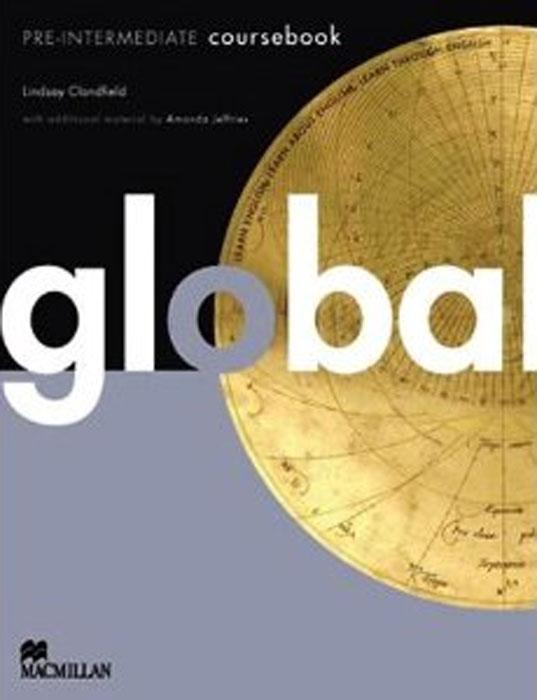 Global Pre-intermediate: Coursebook with eWorkbook Pack