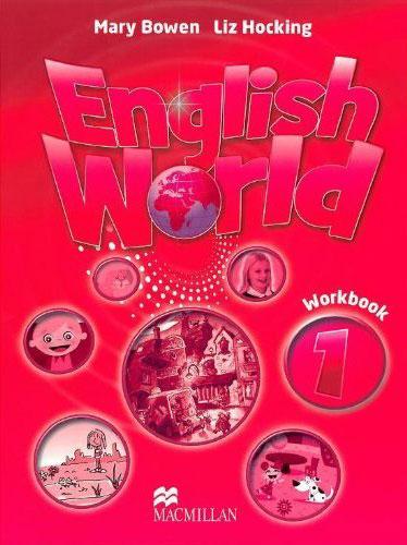 English World 1: Workbook12296407English World - новый, прекрасно иллюстрированный десятиуровневый курс современного английского языка, написанный авторами популярного УМК Way Ahead. English World сочетает лучшие традиции преподавания английского языка с инновационными методиками обучения английскому языку как иностранному. Для учащихся начальной школы.