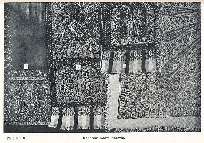Индийское искусство в Дели, 1903 г. Каталог выставки