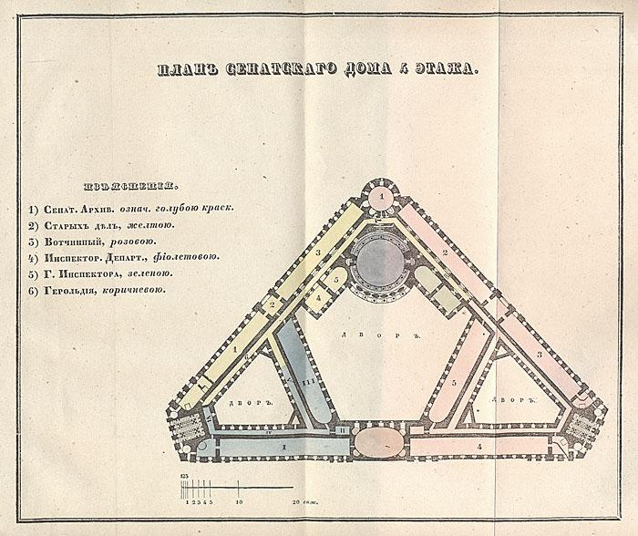 Путеводитель по государственным архивам, состоящим при Правительствующем Сенате в Москве