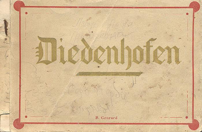 Диденхофен. Альбом видов