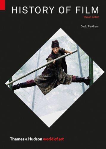 David Parkinson History of Film dali epicon 6 white gloss