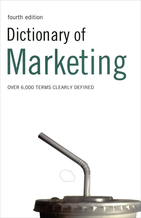 Dictionary of Marketing