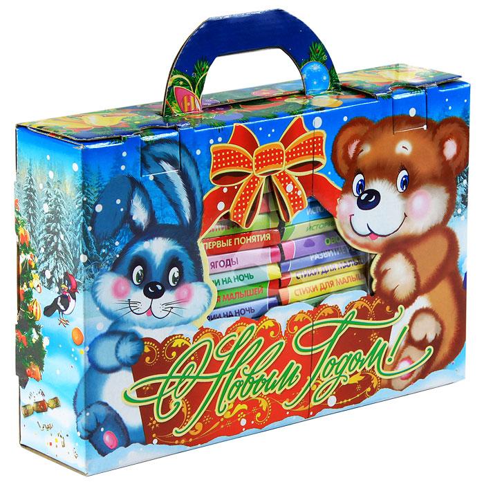 Зверюшки с подарками (комплект из 20 книг)