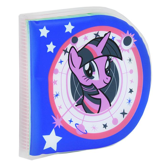 Мой маленький пони. Книжка-пищалка для ванной