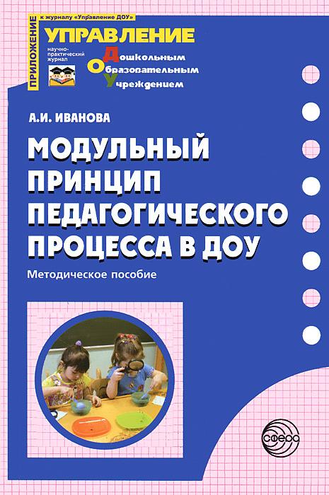 Модульный принцип педагогического процесса в ДОУ