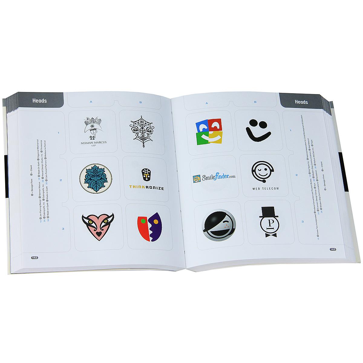 Logolounge. 2000 работ созданных ведущими дизайнерами мира