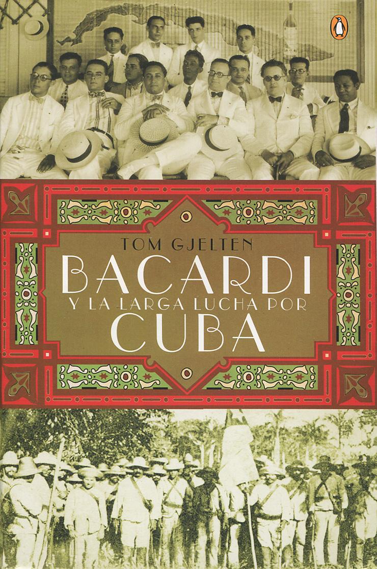 Bacardi y la larga lucha por Cuba12296407En 1862, Facundo Bacard? aposto por crear en Cuba una pequena destiler?a de ron, una bebida que hasta entonces solo consum?an marineros y obreros. Pronto el ron Bacard? se convertir?a en la bebida favorita de la isla y quedar?a ligado a la identidad cubana. Recorriendo la historia de la familia Bacard?, que siempre ha estado en primer plano en todos los grandes acontecimientos de la historia de Cuba - desde la Independencia hasta el actual embargo pasando por la Revolucion y Bah?a de Cochinos - Tom Gjelten ha escrito una epica narrativa que explica la Cuba moderna, sus tormentosas relaciones con Estados Unidos, la ascension de Fidel Castro - de la que se ofrece una perspective hasta ahora desconocida - y la violenta division que sufre la naci?n cubana desde entonces.