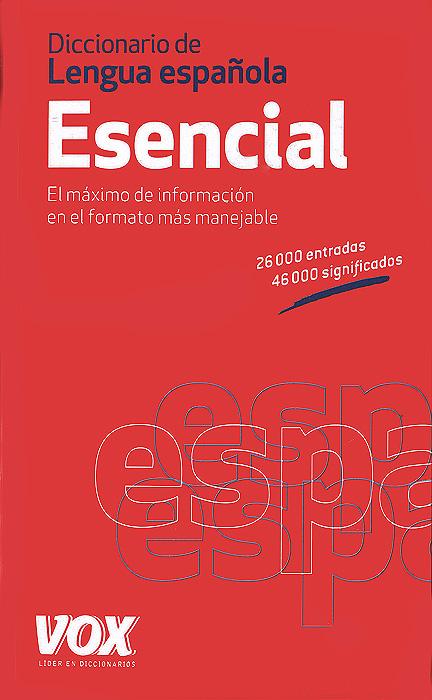 Esencial Diccionario de Lengua espanola