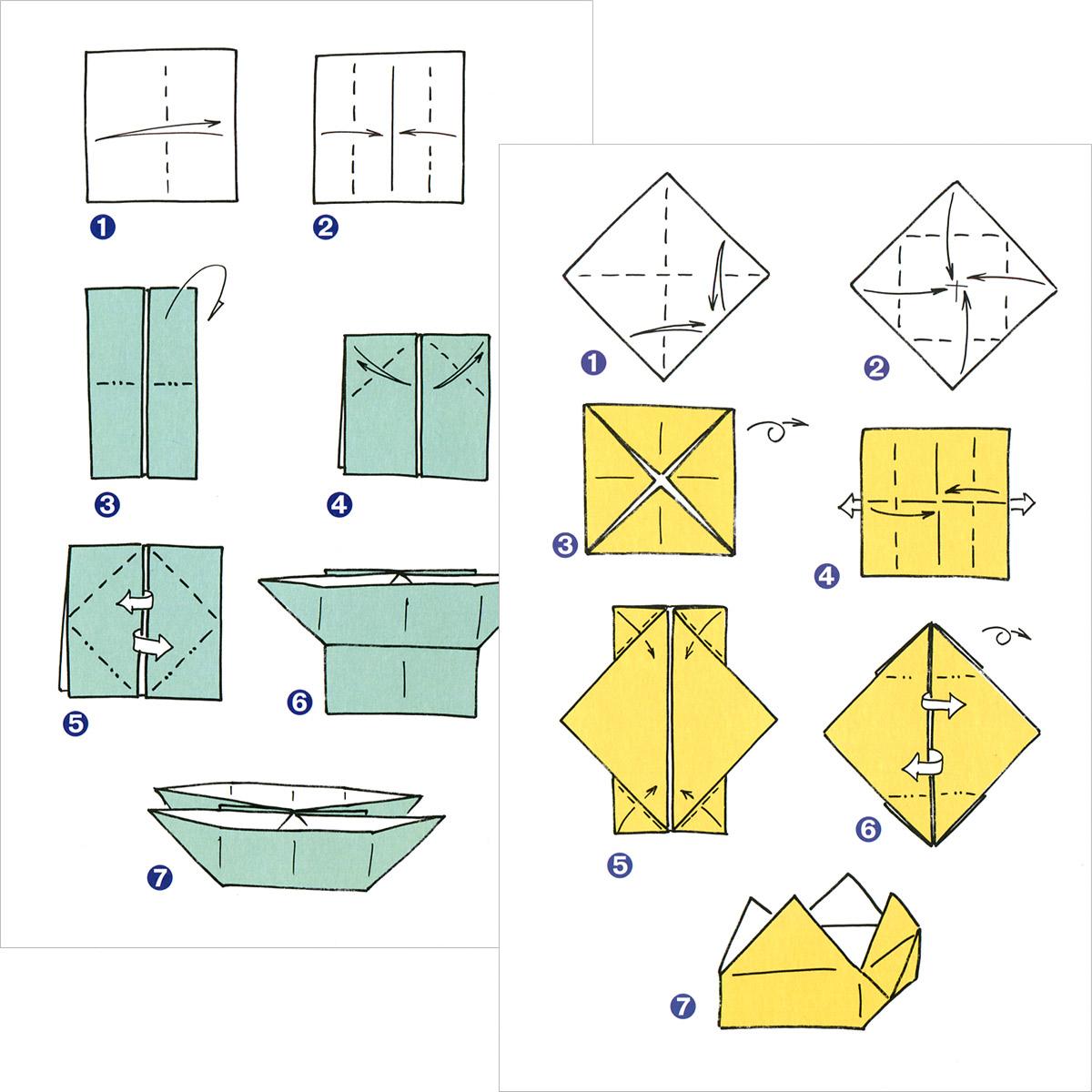 Игры с бумагой для самых маленьких (+ 25 карточек)