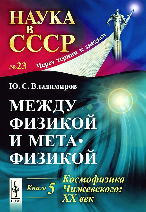 Между физикой и метафизикой. Книга 5. Космофизика Чижевского. XX век
