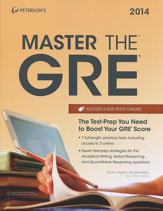 Margaret Moran Master the GRE 2014