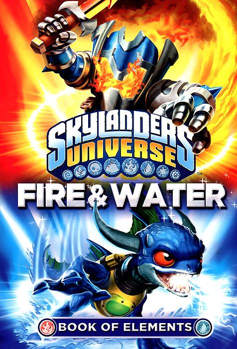 Skylanders Handbook: Fire and Water