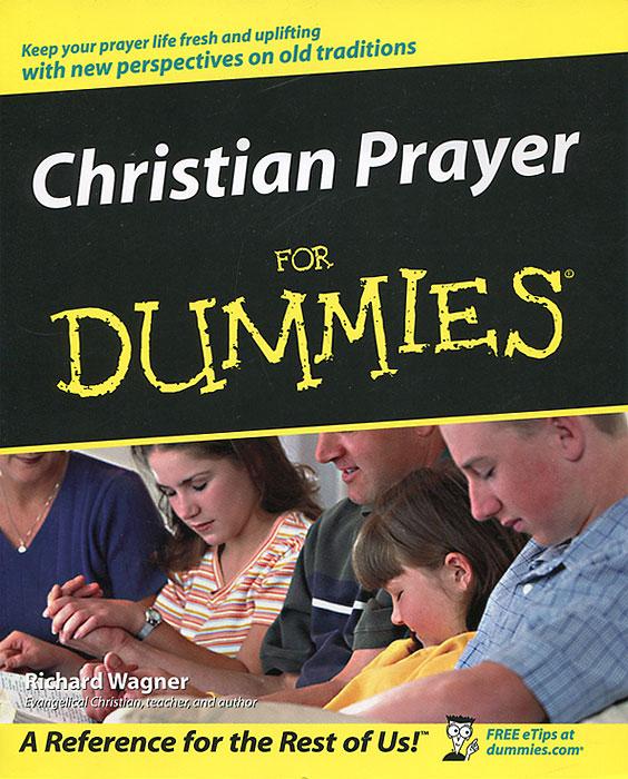 Christian Prayer for Dummies