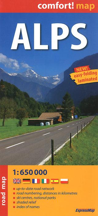 Alps: Road Map.