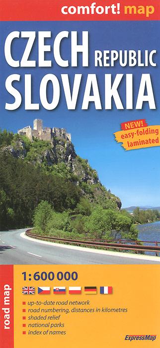 Czech Republic: Slovakia: Road Map.