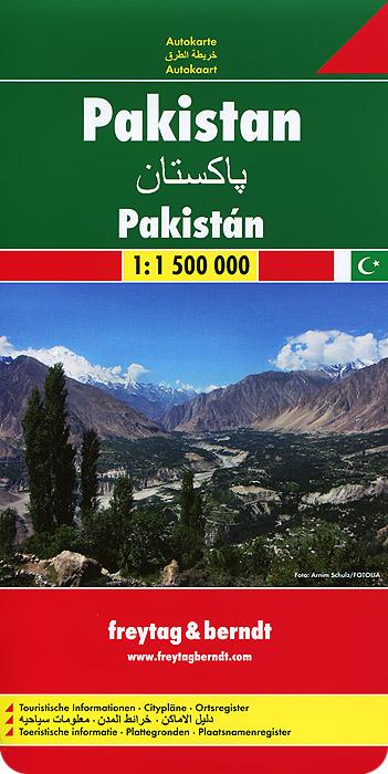 Pakistan: Road Map.