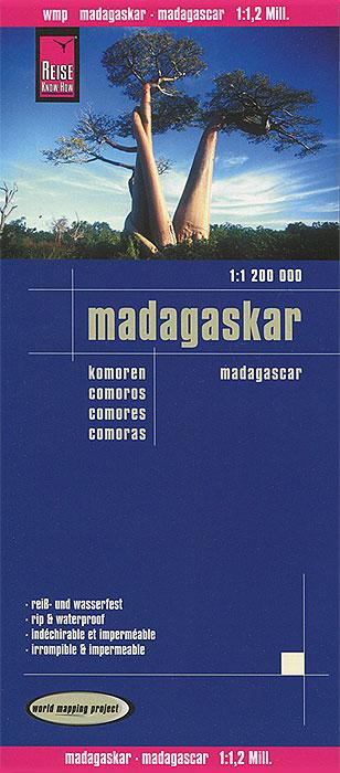 Madagaskar. Карта куплю комнату до 1200000 рублей