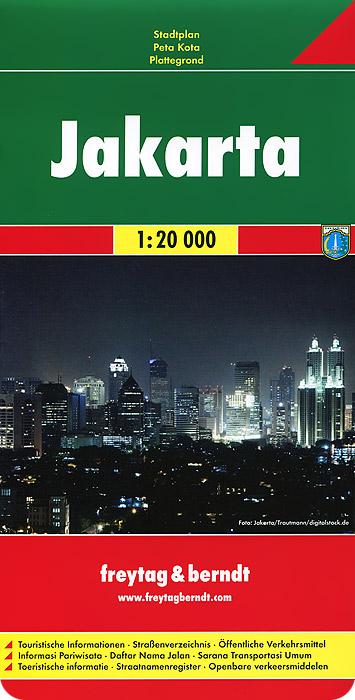 Jakarta: City Map.