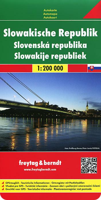 Slovak Republic: Road Map.