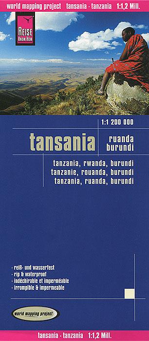 Tanzania. Карта куплю комнату до 1200000 рублей