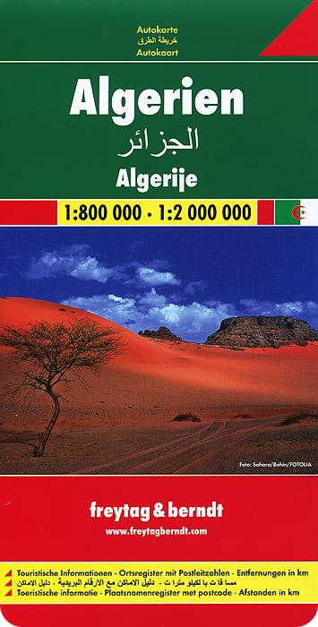 Algeria: Road Map.