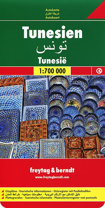 Tunis: Road Map.
