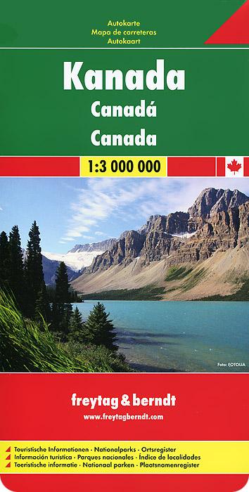 Canada: Road Map.