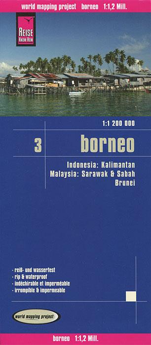 Indonesien. Borneo. Карта куплю комнату до 1200000 рублей