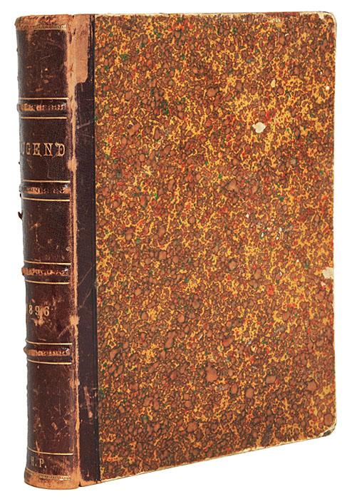 Журнал Jugend. 1896, №№ 1 - 52