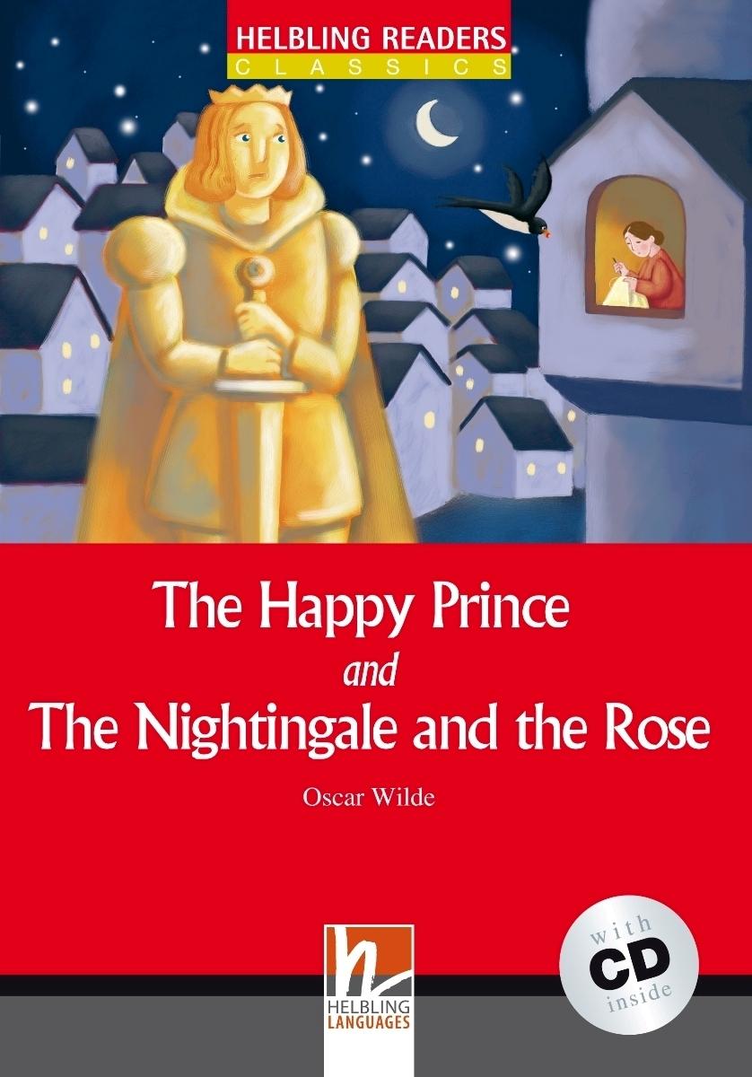 Wilde O. The Happy Prince + CD (Level 1) by Oscar Wilde wilde o the ballad of reading gaol