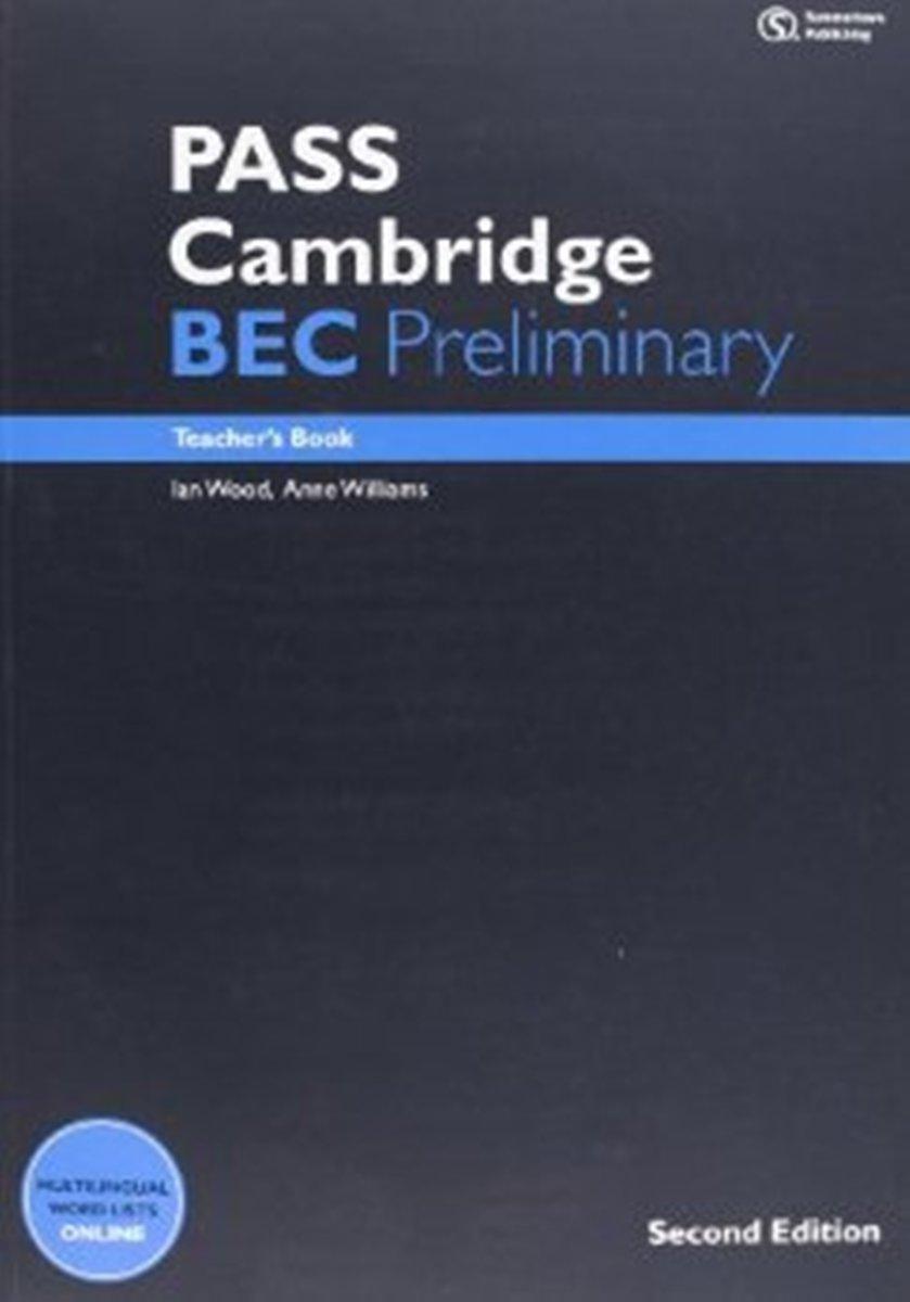 PASS Cambridge BEC Preliminary TB + Class Audio CDs