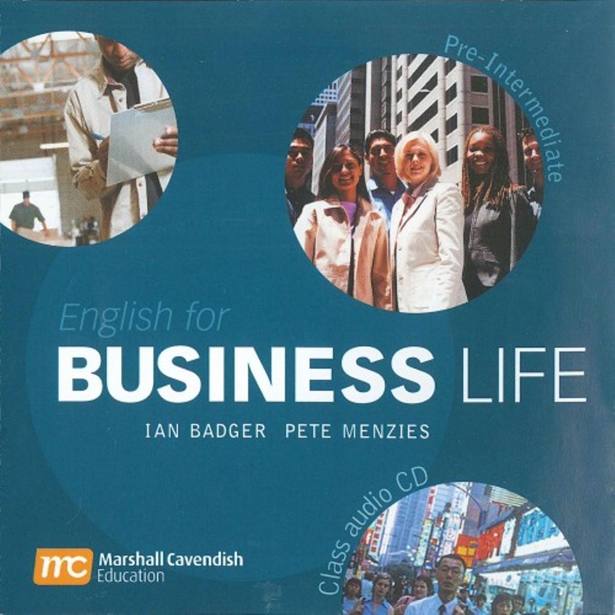 English for Business Life: Pre-Intermediate (аудиокурс CD)