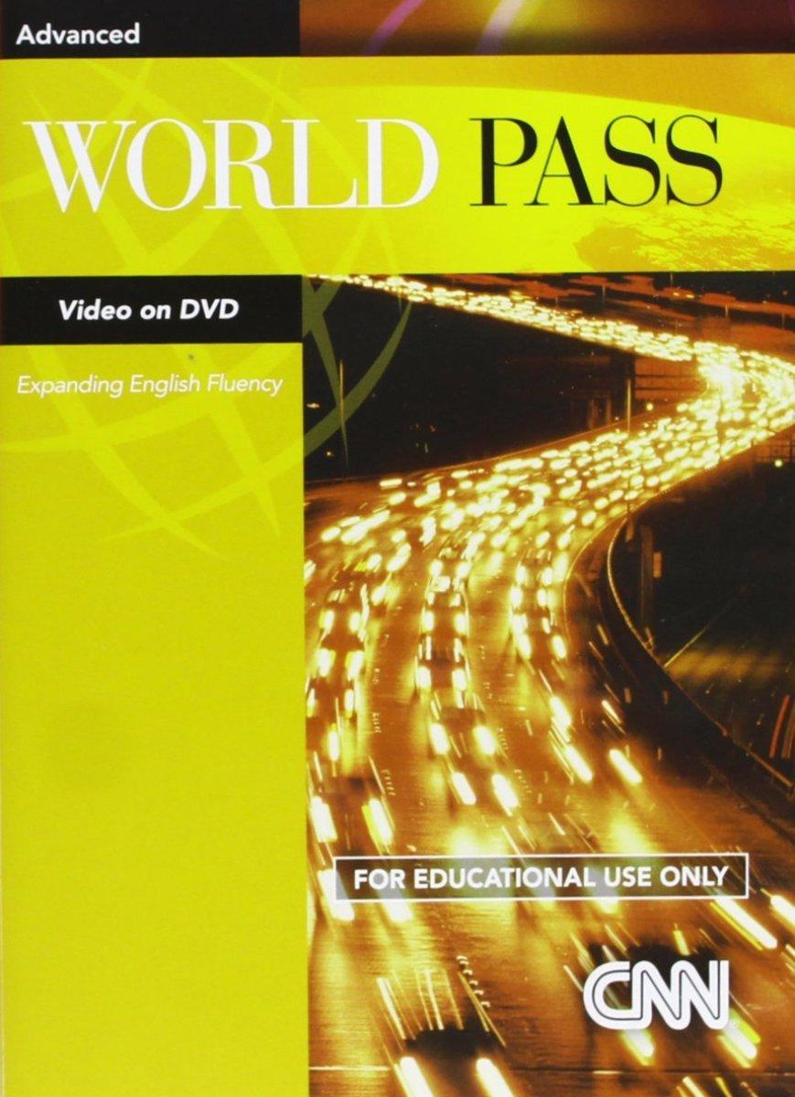 World Pass Advanced (DVD)