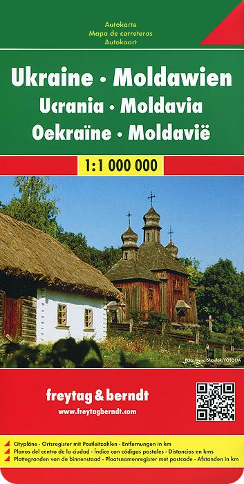 Ukraine. Moldova: Road Map.