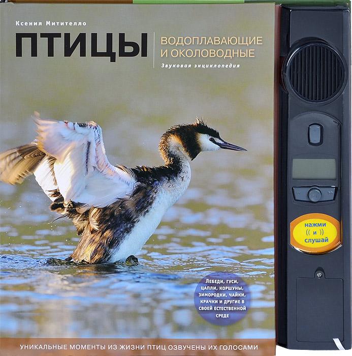 Птицы. Водоплавающие и околоводные. Звуковая энциклопедия