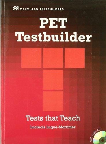 PET Testbuilder no key