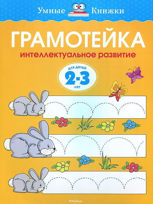 Грамотейка. Интеллектуальное развитие детей 2-3 лет