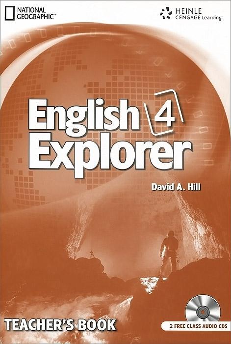 English Explorer 4: Teacher's Book (+ 2 CD)