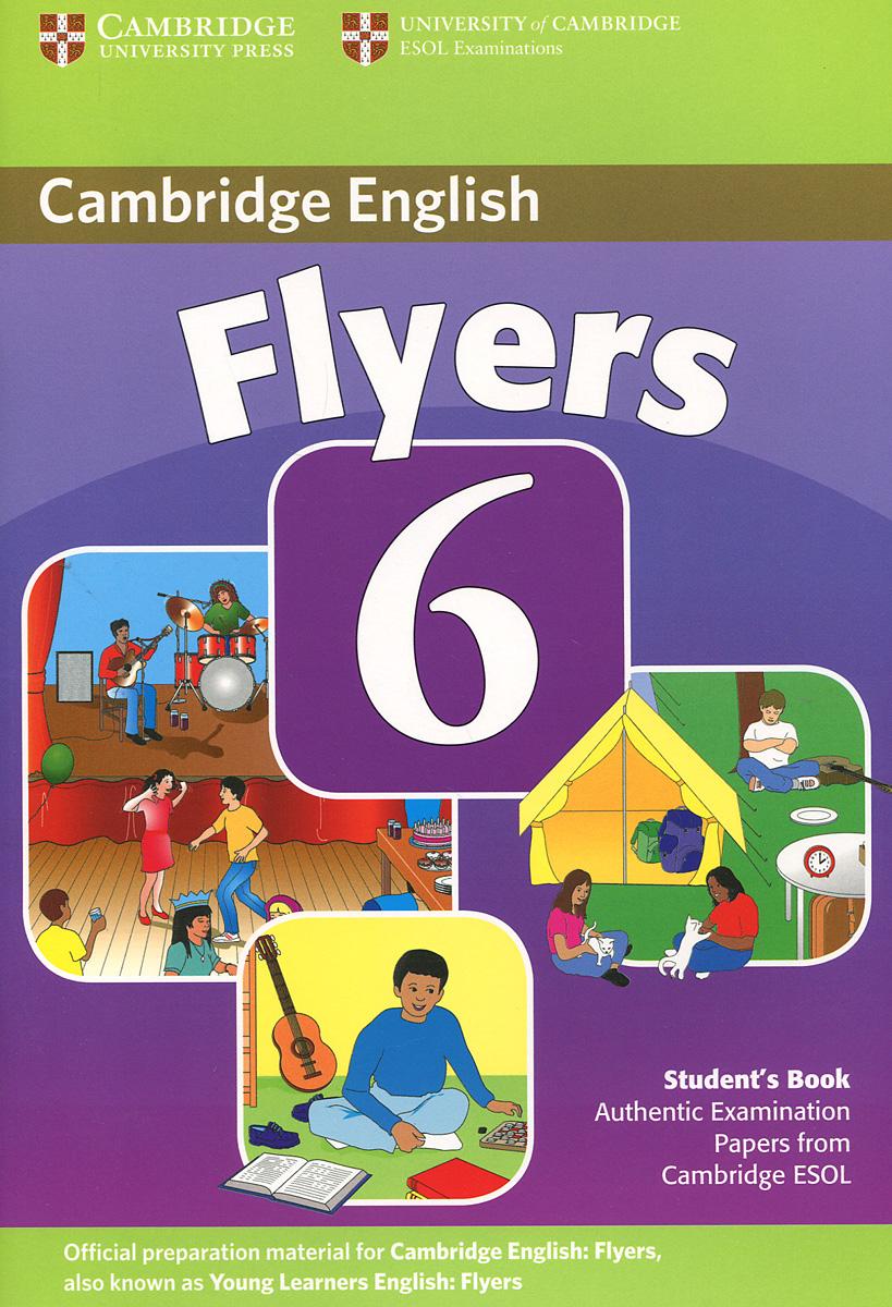 Cambridge Flyers 6: Student's Book