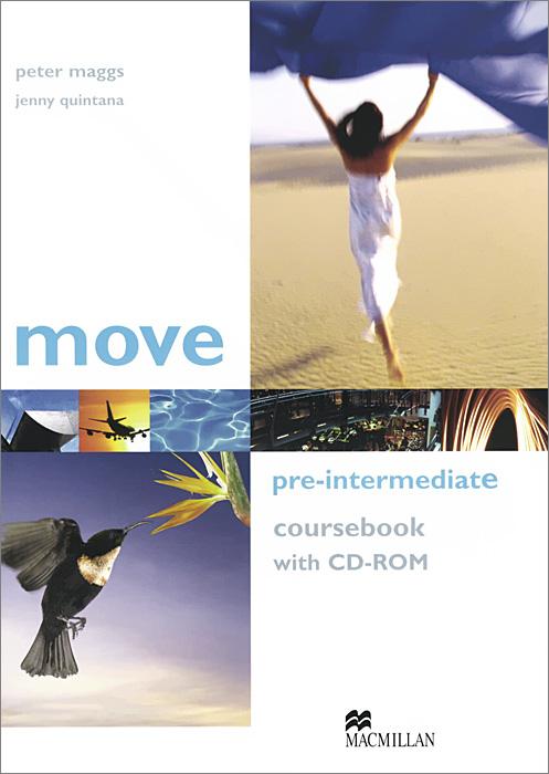 Move: Pre-Intermediate: Coursebook (+ CD-ROM)