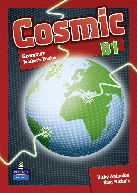 Cosmic Level B1 Grammar Teachers Guide