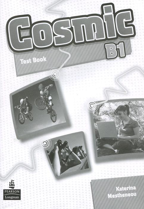 Cosmic B1: Test Book