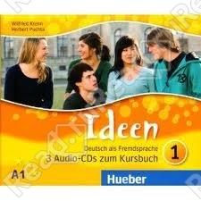 Ideen 1, 3 CDs zum Kursbuch