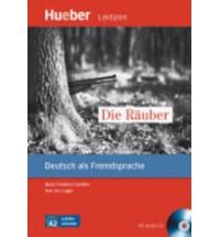 Lektre/ Readers, Die Ruber, Leseheft+CD