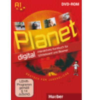 Planet 1, Interaktives Kursbuch, DVD-ROM
