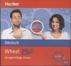 Wheel Plus - Unregelmssige Verben - Deutsch + Heft