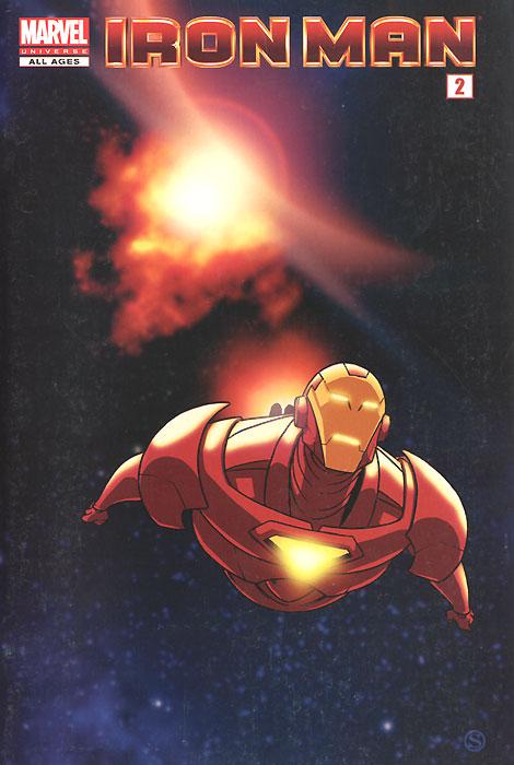 Iron Man: Comic Reader 2
